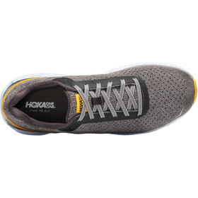 Hoka One One Elevon Running Shoes Herren nine iron/alloy